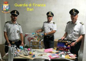Contraffazione ed abusivismo: oltre 500mila articoli sequestrati