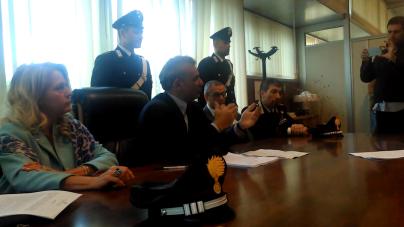Traffico di droga da Andria alla Basilicata: 36 arresti