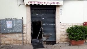 FURTO TABACCHERIA PIAZZA SAN PIO X
