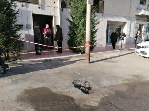 Bomba carabiniere ruvo