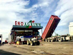 Sventato dai Carabinieri un ingente furto di olive al frantoio Enoagrimm